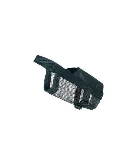 Kaganiec materiałowy regulowany L, na rzep i sprzączkę zabezpieczającą. TRIXIE.