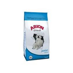 ARION -Kompletna, zbilansowana wysokostrawna karma dla szczeniąt i młodych psów od 4 tygodnia do 12 miesiąca życia.