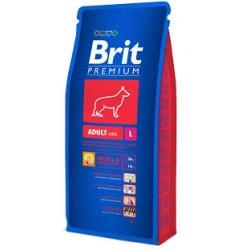 BRIT -  Premium Adult M karma sucha dla psa dorosłego z wysoką ilością protein i składników energetycznych