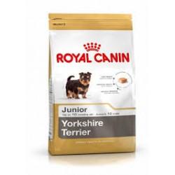 Royal Canin - karma sucha dla szczeniąt  rasy Yorkshire terrier. Do 10 miesiąca życia.