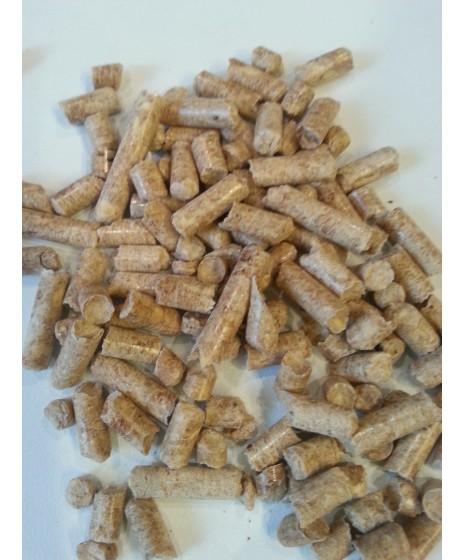 Żwirek drewniany dla kotów oraz gryzoni. Całkowicie ekologiczny.