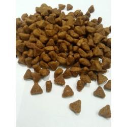 CLUB 4 ŁAPY - karma sucha dla psa. Dla psów dorosłych małych ras. Minimum 28,5% mięsa i produktów mięsnych.