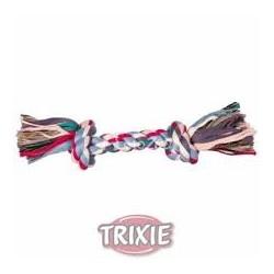 Zabawka sznurowa dla psa. Mieszanka bawełny. Długość 20cm. Różne kolory. TRIXIE.