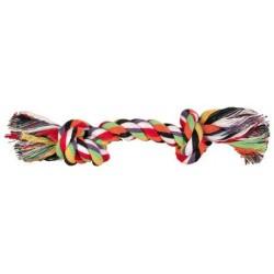 Zabawka sznurowa dla psa. Mieszanka bawełny. Długość 26cm. Różne kolory. TRIXIE.