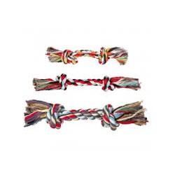 Zabawka sznurowa dla psa. Mieszanka bawełny. Długość 37cm. Różne kolory. TRIXIE.