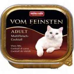 Animonda vom feinsten - karma mokra dla dorosłych kotów.  Koktajl wielomięsny.. 100g.