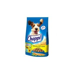 Chappi 3 RODZAJE MIĘS - karma dla doroslych psów.