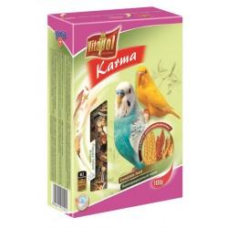 Papuga Falista VITAPOL - karma pełnoporcjowa. 1000g. Mieszanka podstawowa do codziennego żywienia papużek falistych.