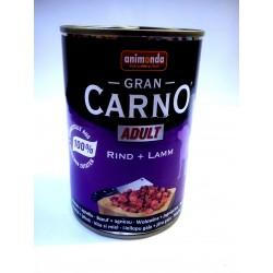Animonda Grancarno wołowina+jagnięcina