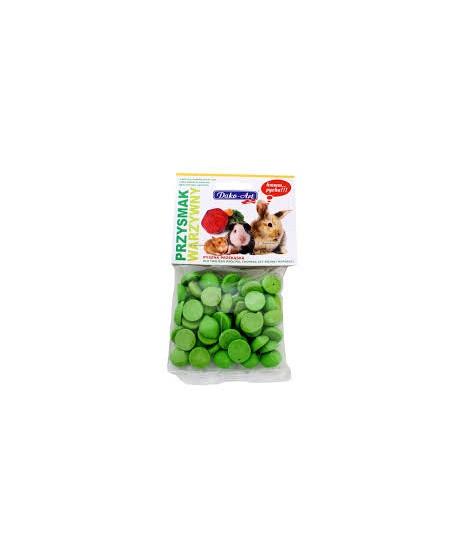 Przysmak LUX dla gryzoni warzywny. DAKO-ART. Karma uzupełniająca. Waga: 40g.