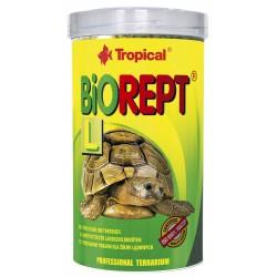 """Biorept """" L"""" - pokarm dla żółwi lądowych. 250ml."""