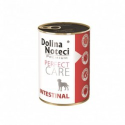 Dolina Noteci INTESTINAL  Perfect Care z kurczakiem i wieprzowiną - karma mokra dla psów z problemami żołądkowymi i jelitowymi.