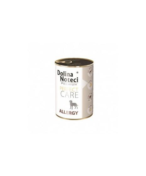 Dolina Noteci Premium ALLERGY z jagnięciną - karma mokra dla psów wrażliwych skłonnych do alergii.