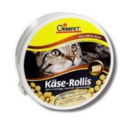 Tabletki dla kotów. Serowe. Rewolucyjna propozycja w żywieniu kotów.