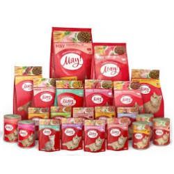 Saszetka dla kota MIAU 100g - Mokra karma z mięsem w galaretce. 80g.