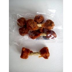 Hantle CHICKEN MUNCHY - przysmak dla pieska owinięty mięsem z kurczaka.