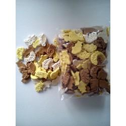 Ciasteczka dla małych i dużych psów . ZOO waniliowe .  Jako nagroda bądź smakołyk.