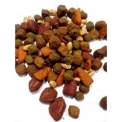 Brekkies EXCEL TENDER DELICIOUS - karma dla dorosłych psów. Wyśmienita w smaku, z mięsnymi krokietami.