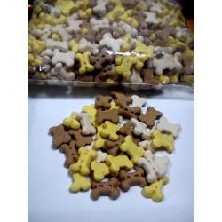 Ciasteczka dla małych i dużych psów . Treserki puppy mix .  Jako nagroda bądź smakołyk.