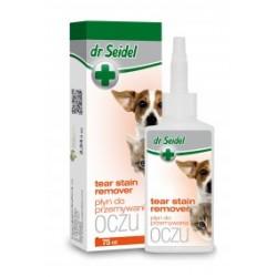 Płyn do OCZU dla psów i kotów. DR. SEIDEL . Utzymanie odpowiedniej pielęgnacji. 75ml.