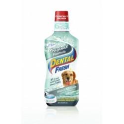 DENTAL FRESH -  preparat do higieny jamy ustnej dla zwierząt w płynie. 237ml.