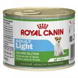 Puszka dla psa ROYAL CANIN LIGHT 195g - dla psów dorosłych ze skłonnością do nadwagi.