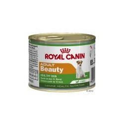 Puszka dla psa ROYAL CANIN BEAUTY 195g - dla psów dorosłych na piękną sierść i zdrową skórę.
