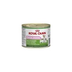 Puszka dla psa ROYAL CANIN STARTER 195g - dla szczeniąt i suk w okresie ciąży i karmiących.