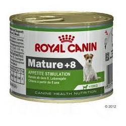 Puszka dla psa ROYAL CANIN  195g - dla psów starszych powyżej 8 roku życia.
