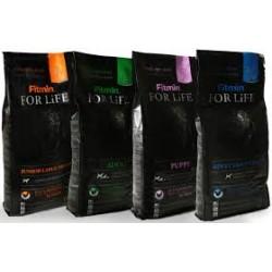 Fitmin for life starannie dobrane produkty jakości premium, które w swoim składzie zawierają świeże mięso.