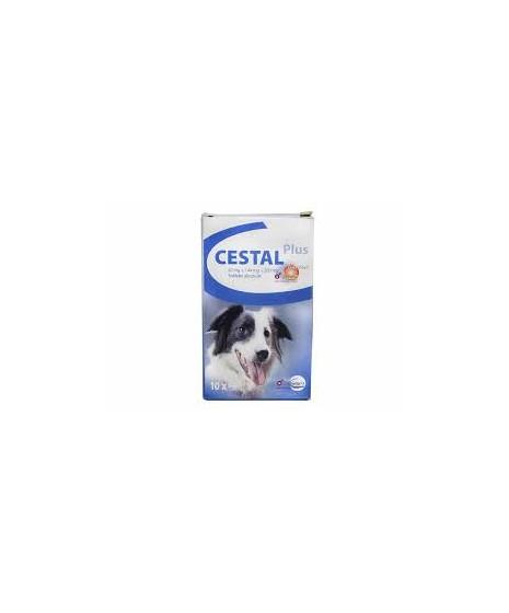 CESTAL - Tabletki na odrobaczenie dla psów.