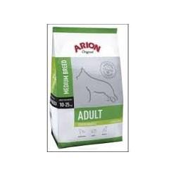 ARION - Karma sucha dla psa. Original Adult Medium - Kurczak z ryżem.