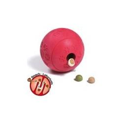 Piłka na przysmaki dla psa gumowa. TRIXIE. Średnica 6cm.
