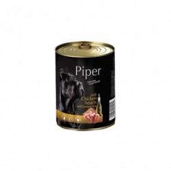 Dolina Noteci PREMIUM PIPER - karma mokra kurczakiem i ryżem w puszce 400g. Dla psów wszystkich ras.