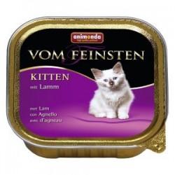 Animonda vom feinsten - karma mokra dla dorosłych kotów. Z jagnięciną. 100g.