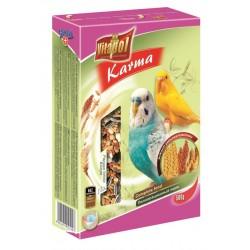 Papuga Falista VITAPOL - karma pełnoporcjowa. 500g. Mieszanka podstawowa do codziennego żywienia papużek falistych.