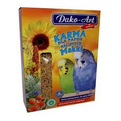 "Papuga Falista ""MAKKI"" DAKO-ART. Pełnoporcjowa karma. Waga: 1000g."