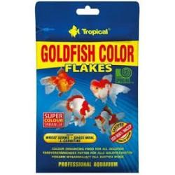 GOLDFISH COLOR- wysokowybarwiający pokarm dlawszystkich odmian złotych rybek oraz młodych karpi koi.12g.