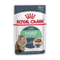 Saszetka dla kota ROYAL CANIN DIGEST SENSITIVE - karma dla kota na wrażliwy układ pokarmowy 85g