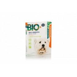 Obroża biologiczna  dla psów  PESS zniechęcająca owady ( pchły, wszy) do przebywania na zwierzęciu lub w pobliżu. 40cm