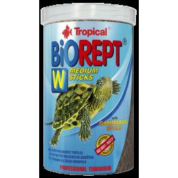 """Biorept """" W"""" - pokarm dla żółwi wodnych i błotnych. 250ml."""