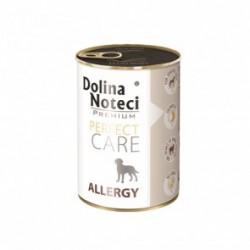 Dolina Noteci ALLERGY Perfect Care z jagnięciną - karma mokra dla psów wrażliwych skłonnych do alergii.