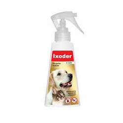 Spray przeciw kleszczom  i komarom dla psa i kota. IXODER. 100ml.