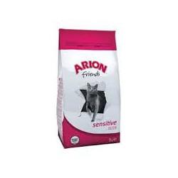 Arion SENSITIVE  - karma dla kotów z wrażliwym przewodem pokarmowych. Z jagnięciną.