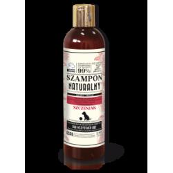 Szampon naturalny dla delikatnej skóry i sierści szczeniąt. 300ml.
