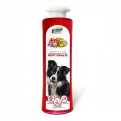 Szampon insektobójczy dla psa HILTON - do zwalczania pcheł . Dla długowłosych. Można stosować u kotów.