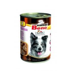BENEK - mokra karma dla psa 415g. Super beno kawałki w sosie z kurczakiem.