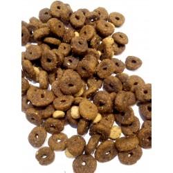 Brekkies EXCEL - karma dla szczeniąt z kURCZAKIEM, ryżem, dodatkiem wapnia i witamin.