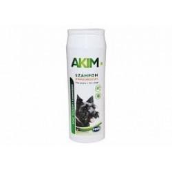 Szampon owadobójczy AKIM PESS - dla psów. Przeciw pchłom, kleszczom i wszom we wszystkich  stadiach rozwoju.