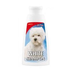 Szampon WHITE dla psów delikatnie wybielający. 150ml.